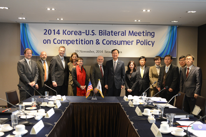 Korea-U.S. Bilateral Meeting on Competition & Consumer Policy