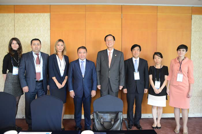 KFTC-EEC(Eurasian Economic Commission) Bilateral Meeting on Competition Policy