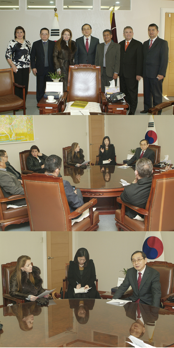 The 2012 Korea-Colombia Bilateral Consultation Meeting on Competition Policy