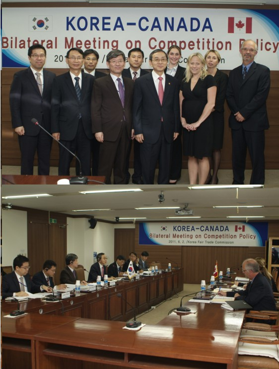 1st Korea-Canada Bilateral Consultation Meeting